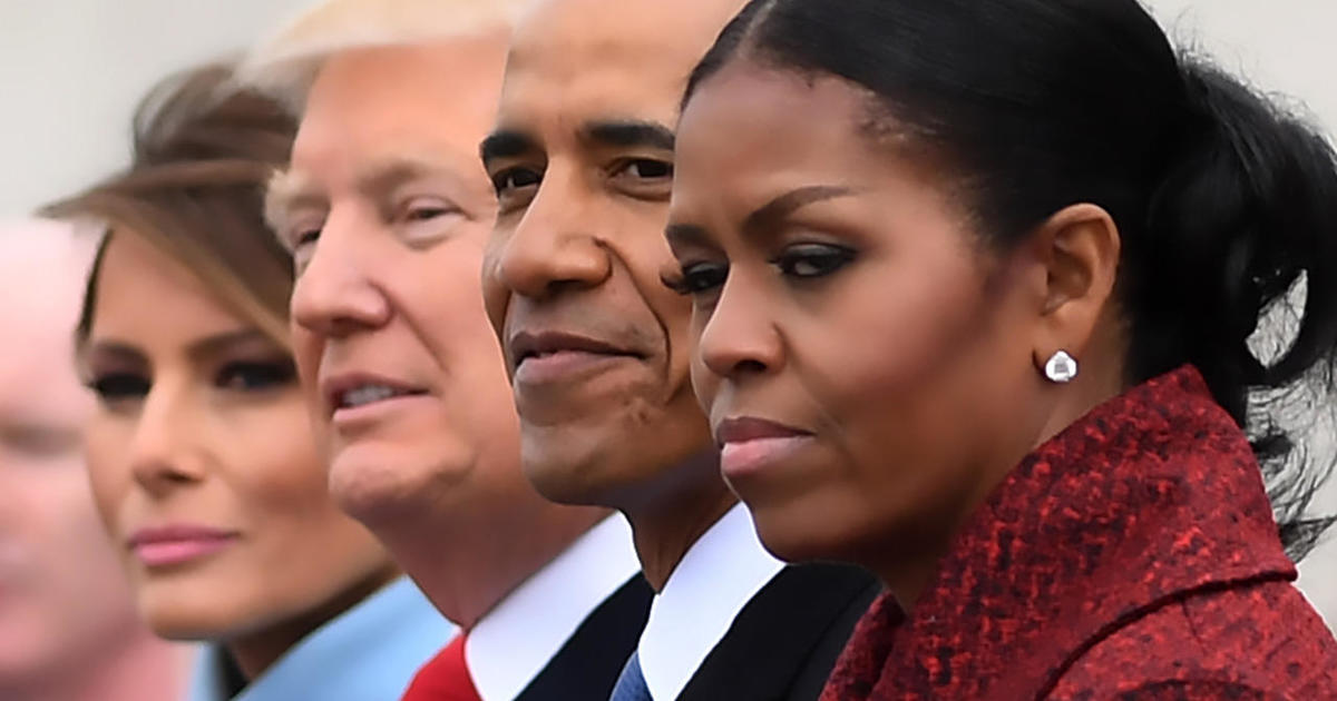 Michelle Obama memoir criticizes Trump, describes her journey as first black first lady