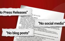 Trump administration halts EPA contracts, social media