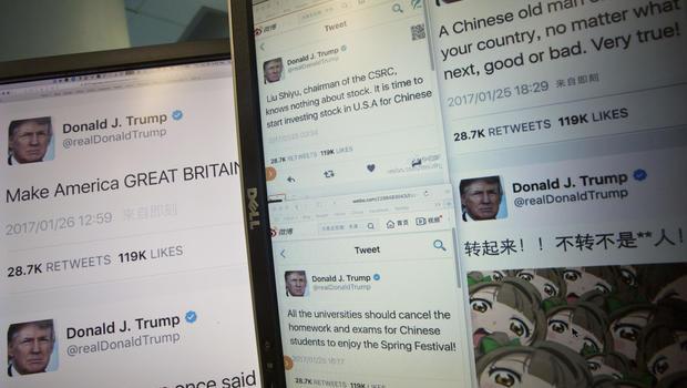 china fake trump tweets ap 17026320319219 china websites let chinese generate fake donald trump tweets with,Trump Twitter Meme Generator