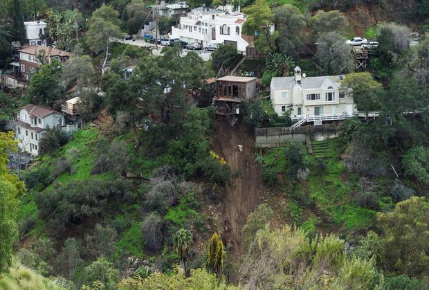 climate change mudslides