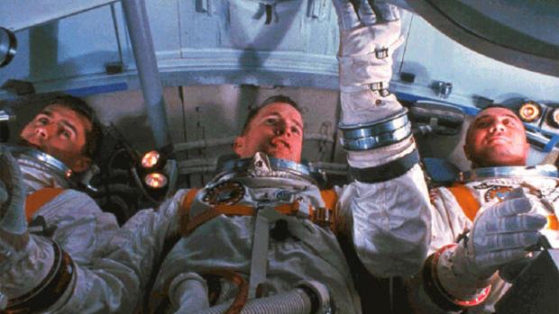 Apollo 1 tragedy