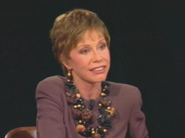"""Mary Tyler Moore on """"Charlie Rose"""""""