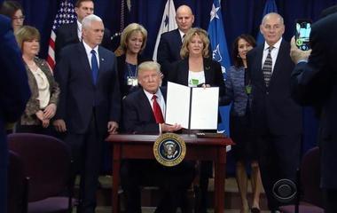 Silicon Valley prepares to take on Trump over immigration agenda