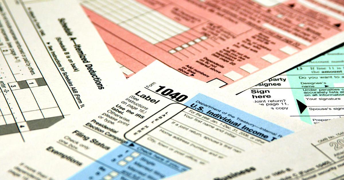 A taxpayer's guide to tax-prep fees - CBS News