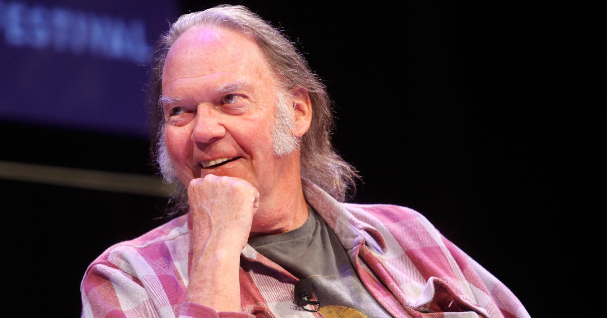 "Neil Young pens open letter to President Trump: ""Our first black president was a better man than you are"""