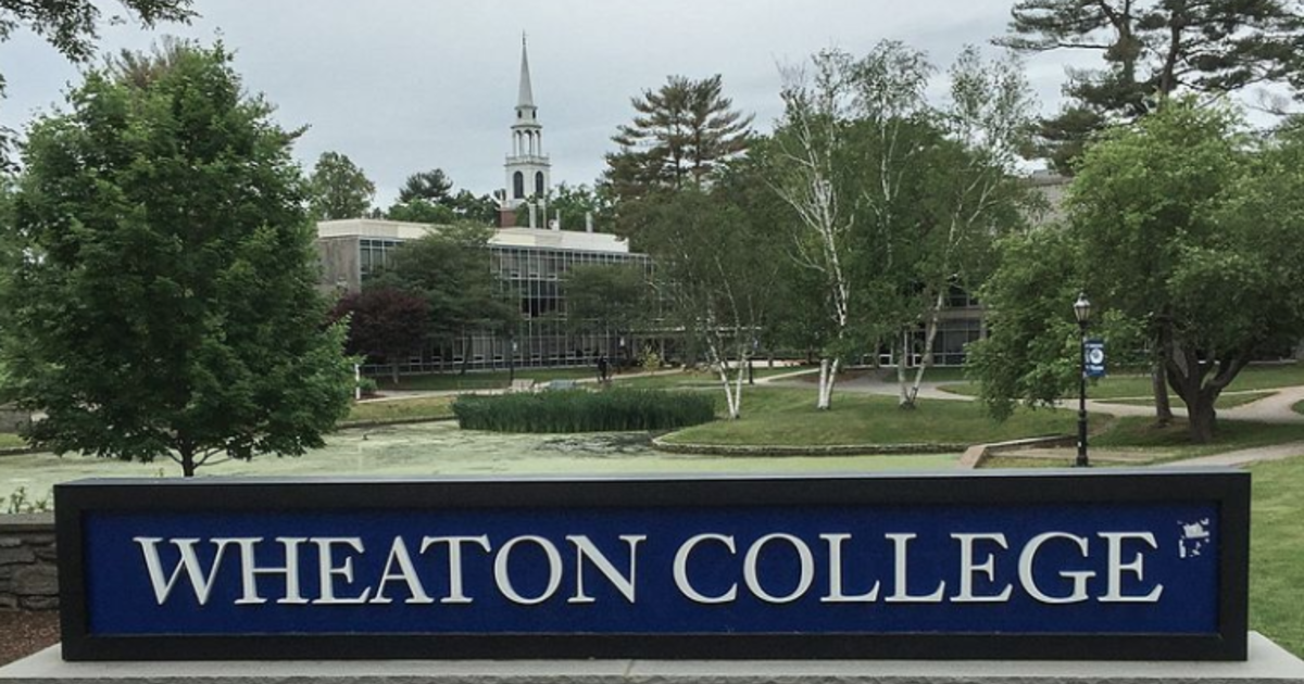 Wheaton College In Massachusetts Offers Quot Refugee
