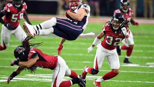 Super Bowl 2017: Falcons vs. Patriots