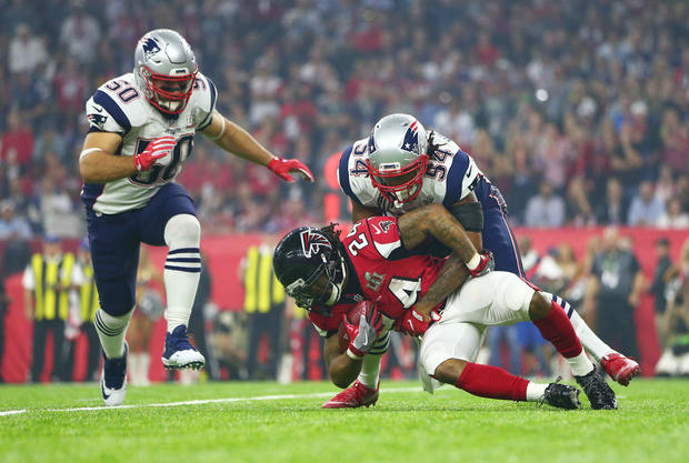 Super Bowl 2017: Falcons vs. Patriots