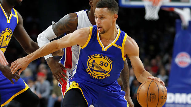 6bddbb1b2d91 Stephen Curry defends making controversial comment about Trump - CBS News