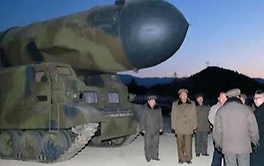 "Pentagon calls North Korea's weapons ""grave threat"" to U.S. security"