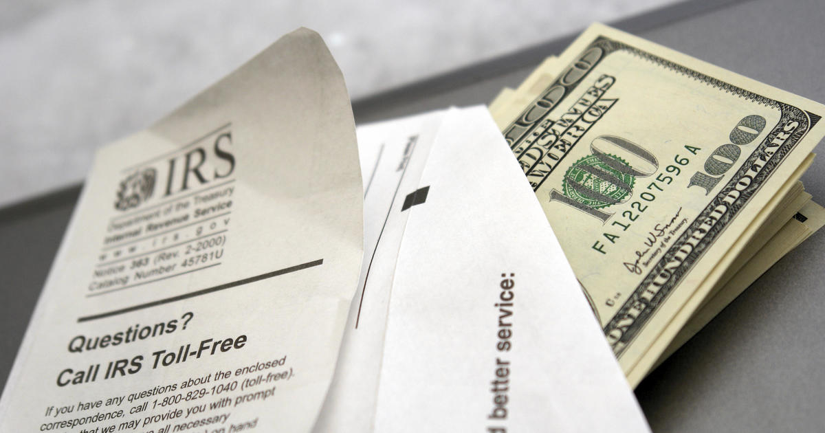 Rules for refundable tax credits could get tighter - CBS News
