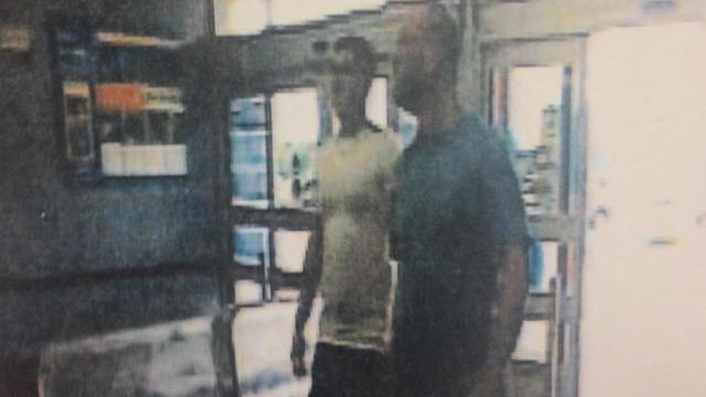 Rodgers and Wright Walmart surveillance video