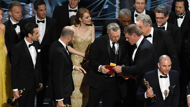 "Moonlight"" wins Best Picture Oscar but confusion consumed ..."