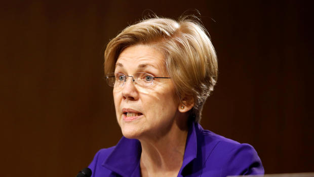 Warren Isn't Buying Mulvaney's Pledge to Keep the CFPB Alive