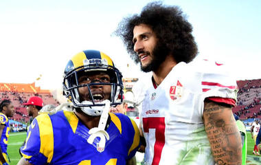 Colin Kaepernick opts out of 49ers contract