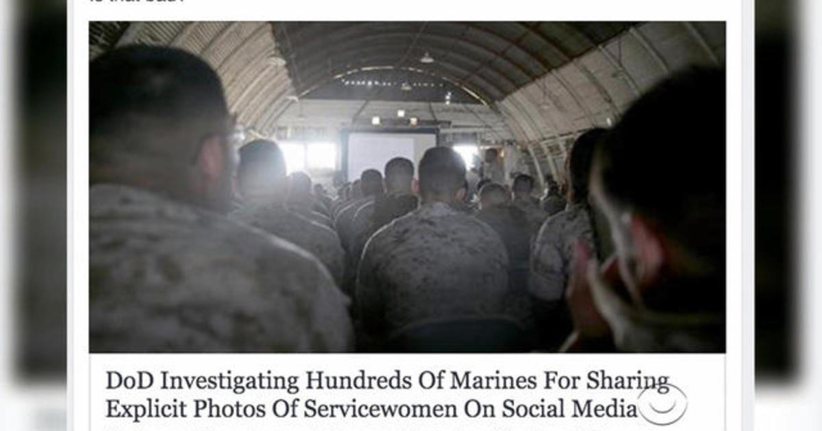 U.S. military faces burgeoning scandal over sharing of