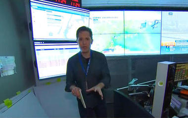 Inside NYC's emergency command center
