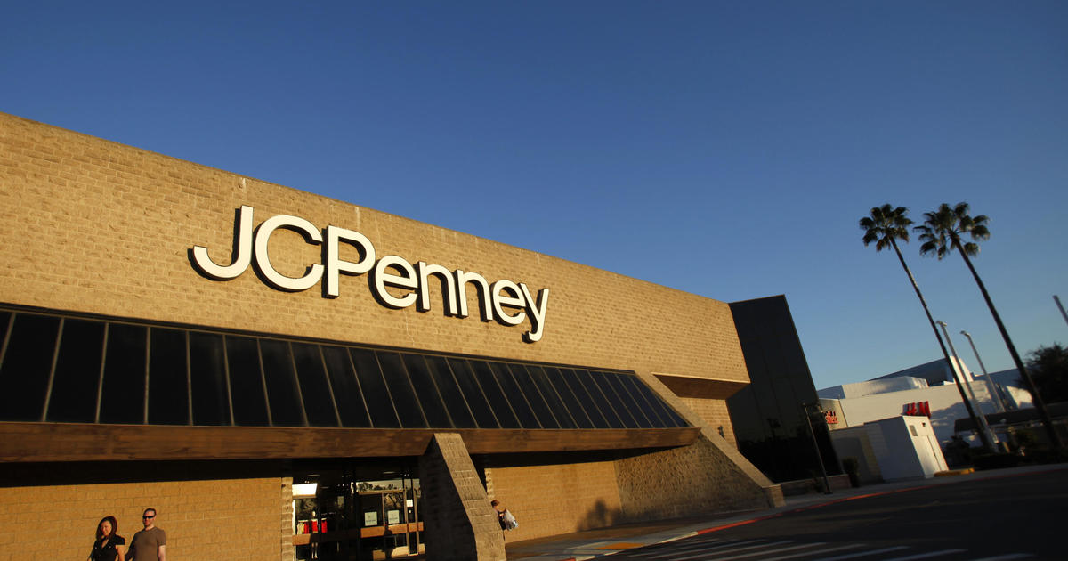 217970ae417 Is my J.C. Penney closing? Check this list - CBS News