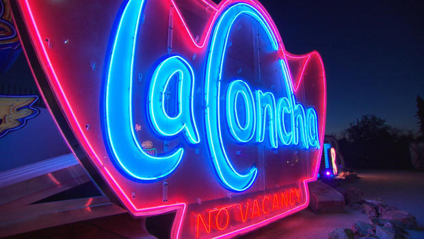 2f24cfe9b9db7e Saving the bright lights of Las Vegas - CBS News