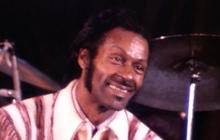 """Chuck Berry on retirement: """"There's no such thing"""""""