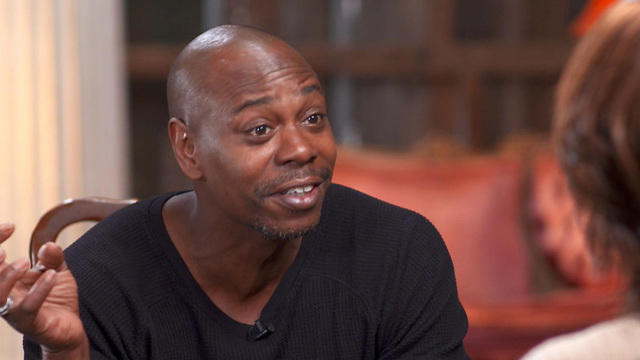 Dave Chappelle on Netflix special, leaving