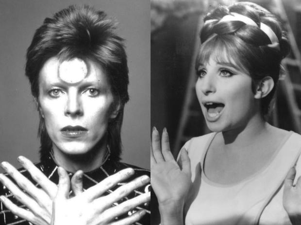 Audio Gallery: David Bowie, Barbra Streisand among additions to National Recording Registry