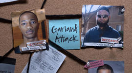 Attack in Garland