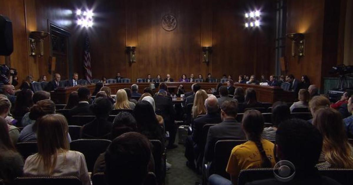 328 Star Gymnasts Testify To Congress On Sex Abuse -1106