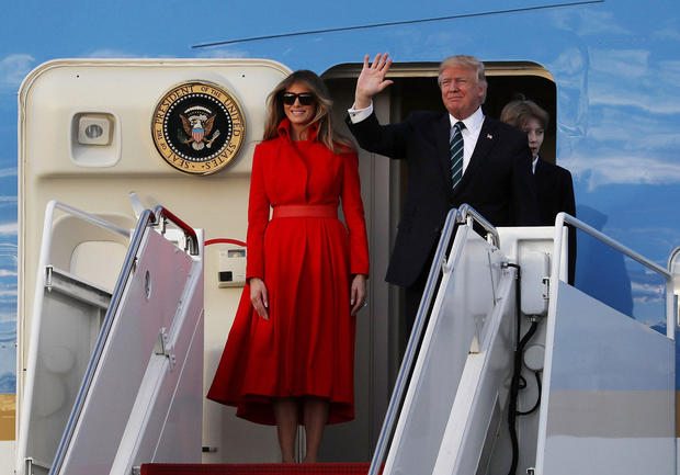 Image result for trump and air force one photos