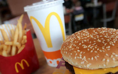 McDonald's making changes to its Quarter Pounder