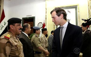 Jared Kushner expanding foreign policy role despite lack of experience