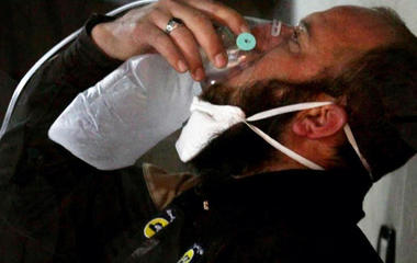 Russia disputes cause of deadly Syria chemical attack
