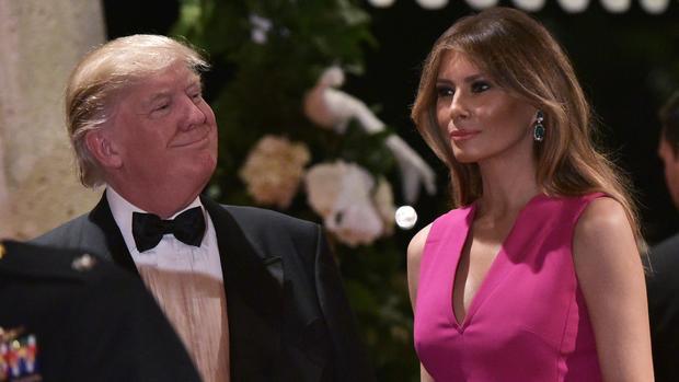 Melania Trump's appearances as first lady