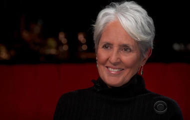 Joan Baez on joining Rock & Roll Hall of Fame