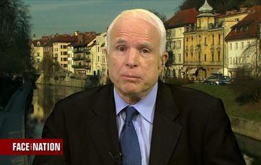 McCain: U.S. Senate shattered 200 years of tradition