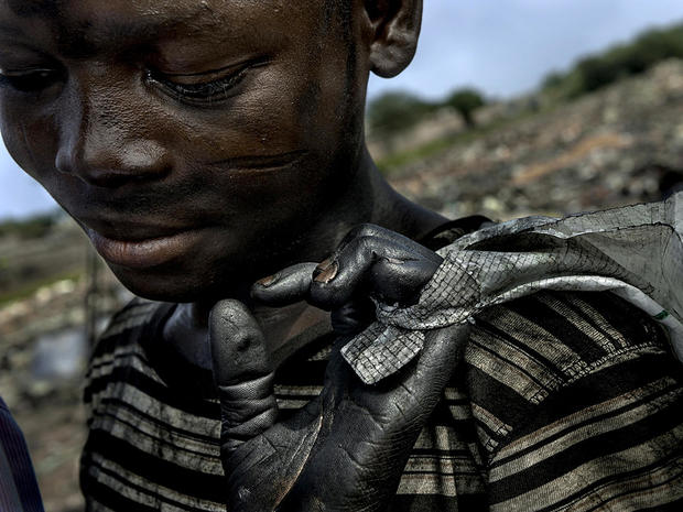 ghana faces of the world s extreme poor pictures cbs news