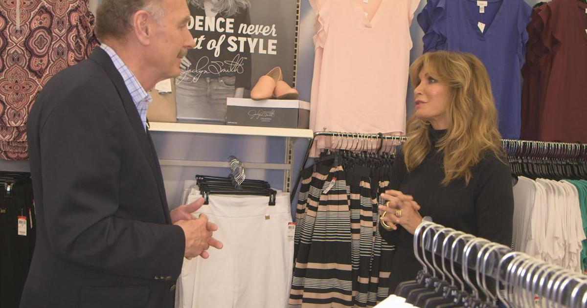 69c70d6c67 Jaclyn Smith fashions an empire - CBS News