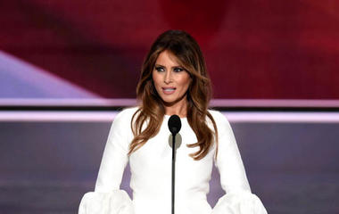 """Melania Trump and Daily Mail settle lawsuits over """"escort"""" allegation"""