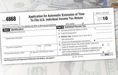 How to file for an extension on your taxes