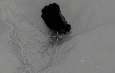 """U.S. strikes ISIS with """"mother of all bombs"""" in Afghanistan"""
