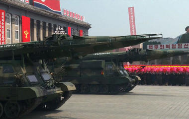 Inside the Hermit Kingdom: North Korea launches failed missile