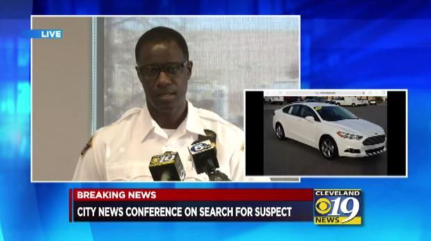 Facebook Live murder: Steve Stephens manhunt in Cleveland