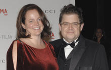 "Patton Oswalt on meeting wife Michelle McNamara: ""Irish girls are my kryptonite"""