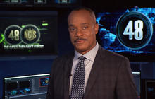 "Rocky Carroll talks ""48 Hours: NCIS:""  ""I'm honored to introduce the agents and their cases"""