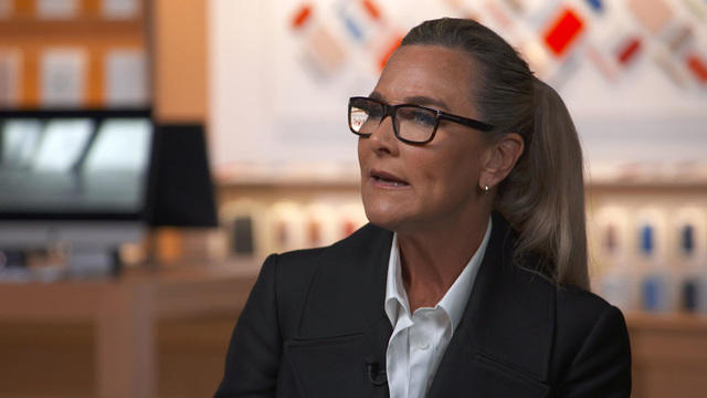 Apple SVP of retail Angela Ahrendts on launch of Today at