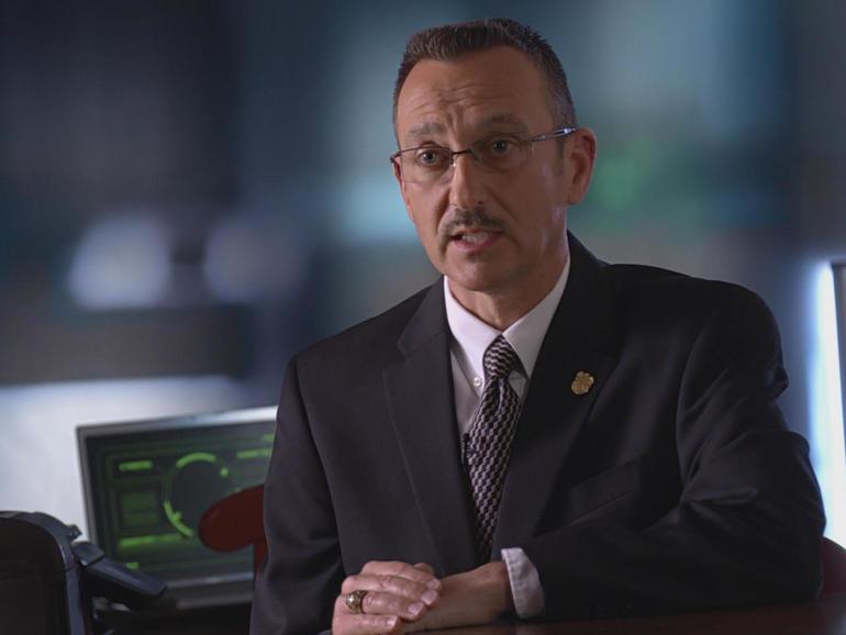 Special Agent Brian Ricardo, NCIS retired
