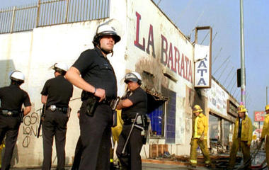 Los Angeles mayor reflects on riots 25 years later