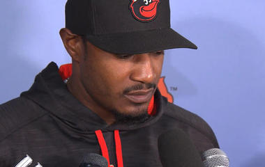 Orioles' Adam Jones addresses racial taunts