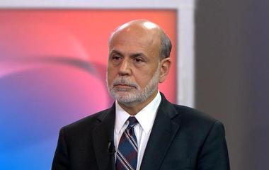 """Ben Bernanke: No tax cut will """"pay for itself"""""""