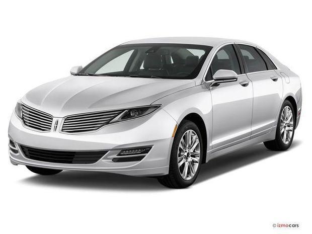 Luxury sedan: 2013-2016 Lincoln MKZ - 7 of the best late-model used